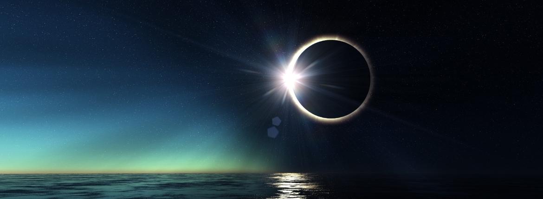 napfogyatkozás és látás