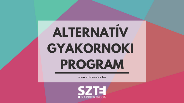Alternatív gyakornoki program
